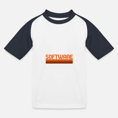 Software software - Kids' Baseball T-Shirt