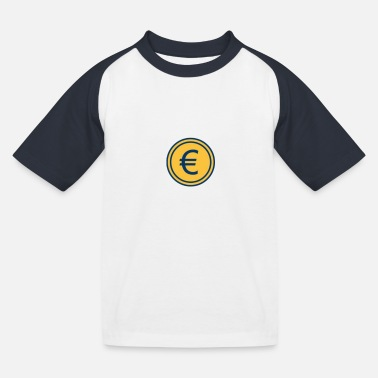 Currency currency - Kids' Baseball T-Shirt