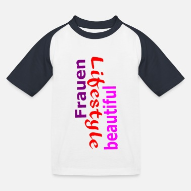 Lifestyle Lifestyle - Kinder Baseball T-Shirt