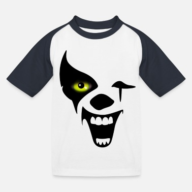 clown 2 - Kids' Baseball T-Shirt
