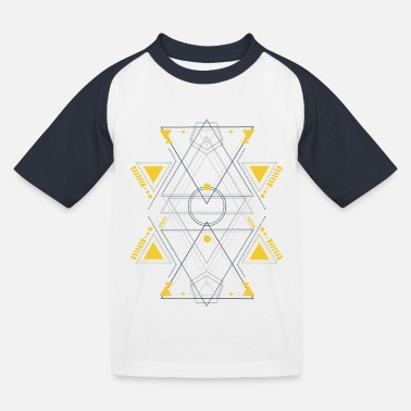 Geometry geometry - Kids' Baseball T-Shirt