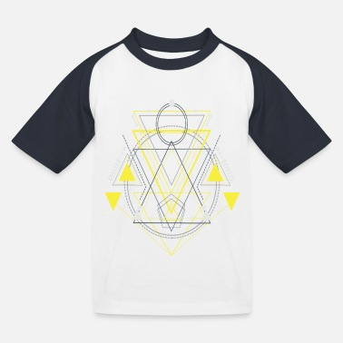 Geometry GEOMETRI - Kids' Baseball T-Shirt