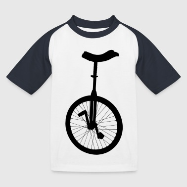 monocycle - T-shirt baseball Enfant