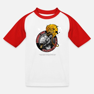 Enlightent bring the enlightment - Kids' Baseball T-Shirt