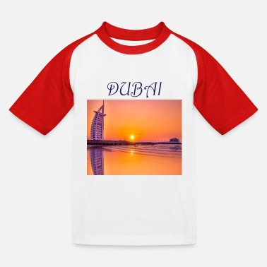 DUBAI - Kids' Baseball T-Shirt