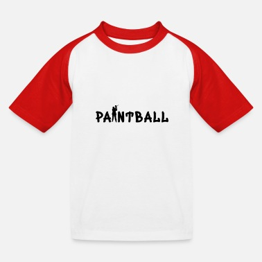 Paintball Paintball 'Paintball Special' - Baseball T-shirt barn
