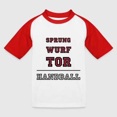 Mathildes Spaß T-Shirt - Kinder Baseball T-Shirt