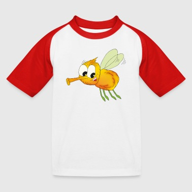 Buzz - Kinder Baseball T-Shirt