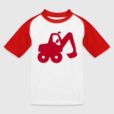 Bagger - Kinder Baseball T-Shirt