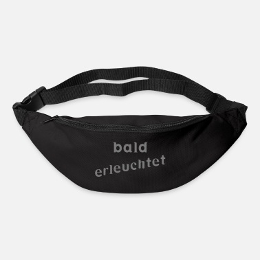 Enlightenment soon enlightened - Bum Bag