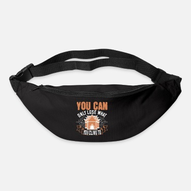 Om Buddha Buddhism meditation yoga gift 95 - Bum Bag