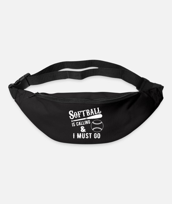 Usa Bags & Backpacks - Softball - Bum Bag black