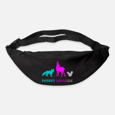 Forest Animal Forest animals - Bum Bag