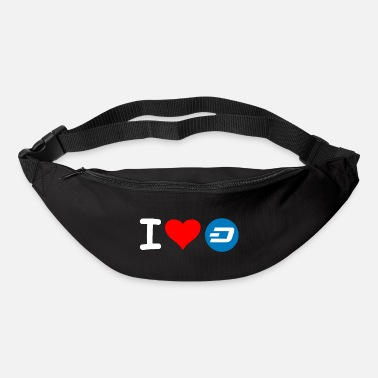 Dash Crypto Dash Love. - Bum Bag