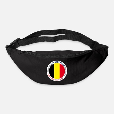 Football Belgique Bouclier de Football - Sac banane