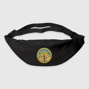 Symbol Celtic Forest - Bum bag
