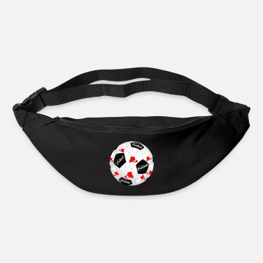 Football Poland Football Footballer Polska Football Footballer - Bum Bag