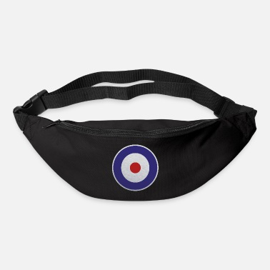 Shield England metal war shield - Bum Bag