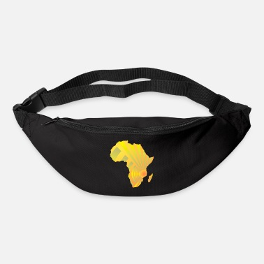 African Sun Burst - Bum Bag