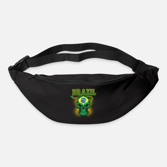 World Championship Bags & Backpacks - Brazil Football Gift Fan World Cup - Bum Bag black
