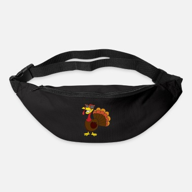 Turkey turkey Thanksgiving poultry farm - Bum Bag