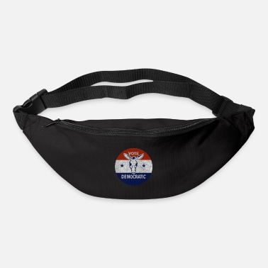 Democrat Vote Democratic Vintage Democrat - Bum Bag