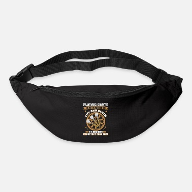 Darts Dartboard Darts - Bum Bag
