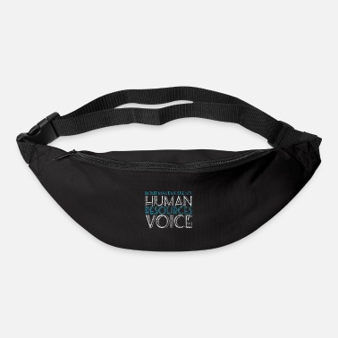 Person Voice Personal Gift Personal Manager - Bum Bag