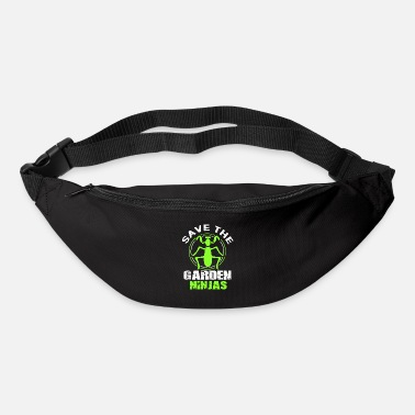Insect Mantis entomology insect zoology saying - Bum Bag