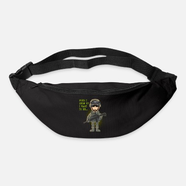Airforce Air Force Air Force Airforce - Bum Bag