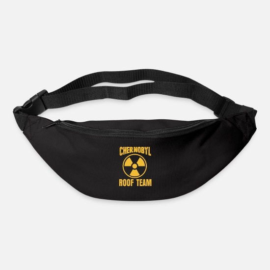 Chernobyl Bags & Backpacks - Chernobyl Radioactive - Bum Bag black