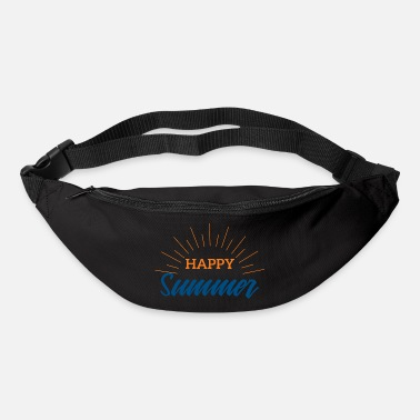 Summer Summer Happy Summer Festival Music Gift - Bum Bag