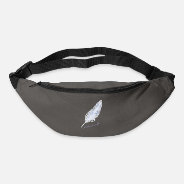 Feather feather - Bum Bag