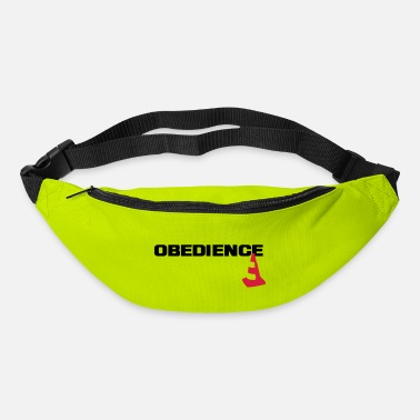 Obedience Obedience with pylons - Bum Bag