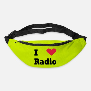 Radio Radio - Bum Bag