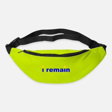 Remainer i remain - Bum Bag