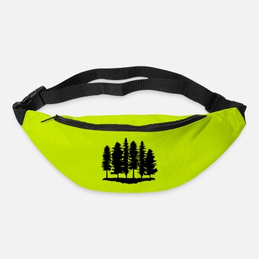 Tree Forest, Trees, Tree - Bum Bag