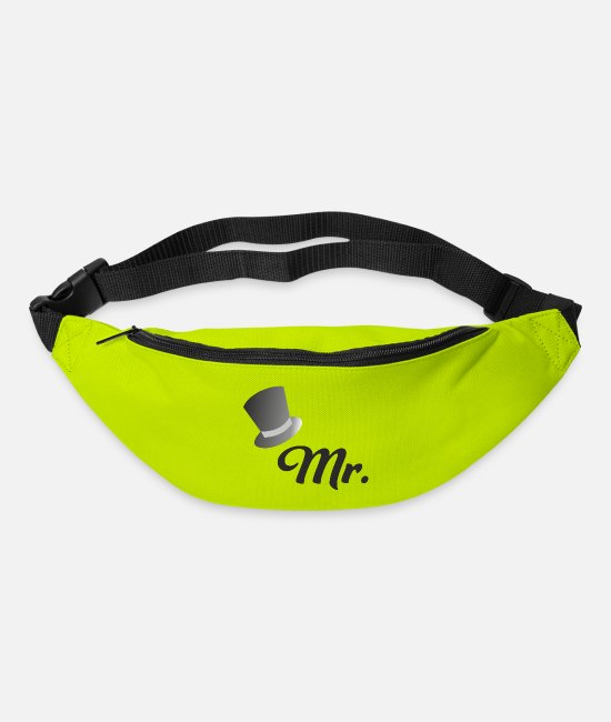 Groom Bags & Backpacks - groom - Bum Bag lime green