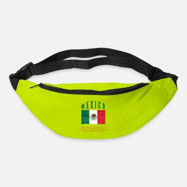 Bandera Mexican Flag Bandera Mexico - Bum Bag