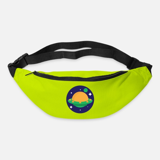 Atmosphere Bags & Backpacks - Planet - Bum Bag lime green