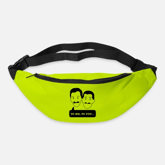 Hair Bags & Backpacks - Chuckle Brothers - Bum Bag lime green