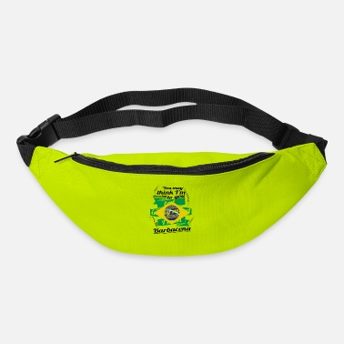 Barba HOLIDAYS brazil brasil TRAVEL IN IN Brazil Barba - Bum Bag
