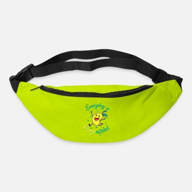Philosophy Mangonificent food and mango lover gift - Bum Bag