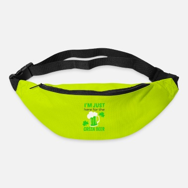 Green Beer Here For Green Beer - Bum Bag