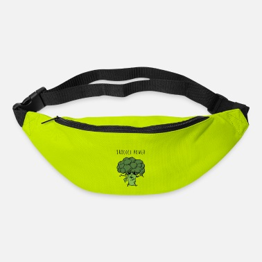 Brocoli Power - Bum Bag