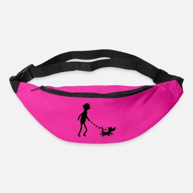 Dog-walking Dog Walking Dog - Bum Bag