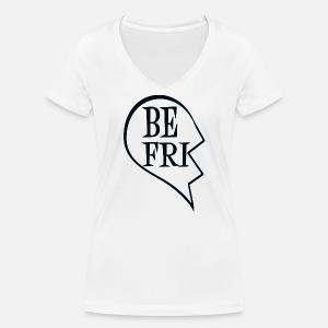 9ded0e9393c9f Chemise d amitié ami 1 T-shirt bio Femme   Spreadshirt
