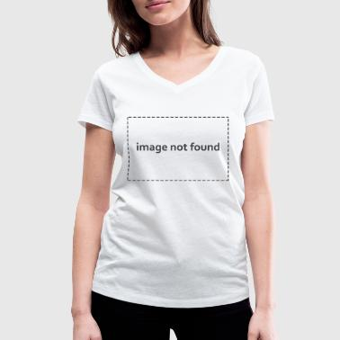 Image not found - Women's Organic V-Neck T-Shirt by Stanley & Stella