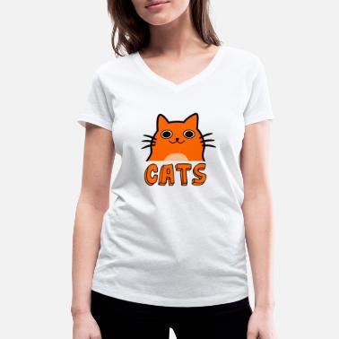 Ordina online magliette con tema baffi cartone animato spreadshirt