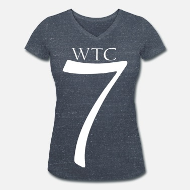 World Trade Center World Trade Center 7 - T-shirt bio col V Stanley & Stella Femme